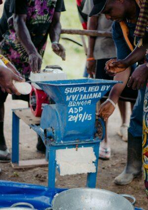 Une coopérative de femmes en Sierra Leone