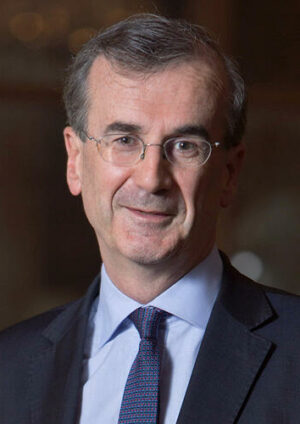 François Villeroy de Galhau, gouverneur de la Banque de France.